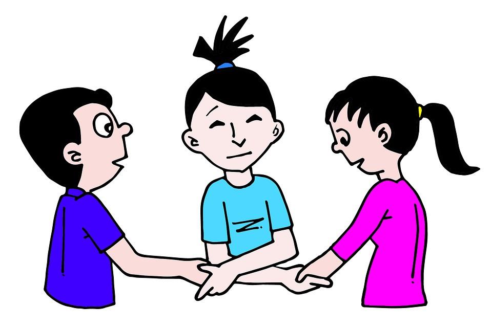 persone in mediazione
